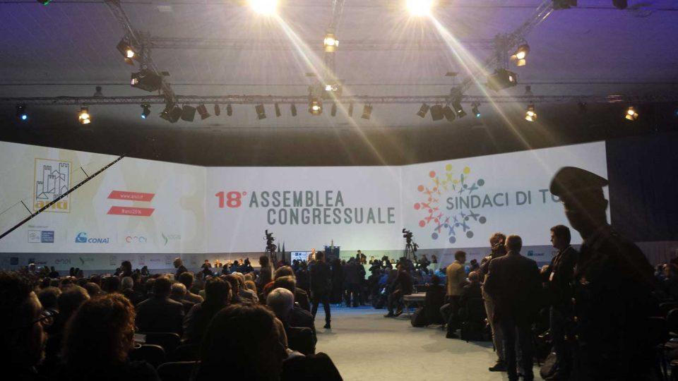 assemblea nazionale anci bari 2017