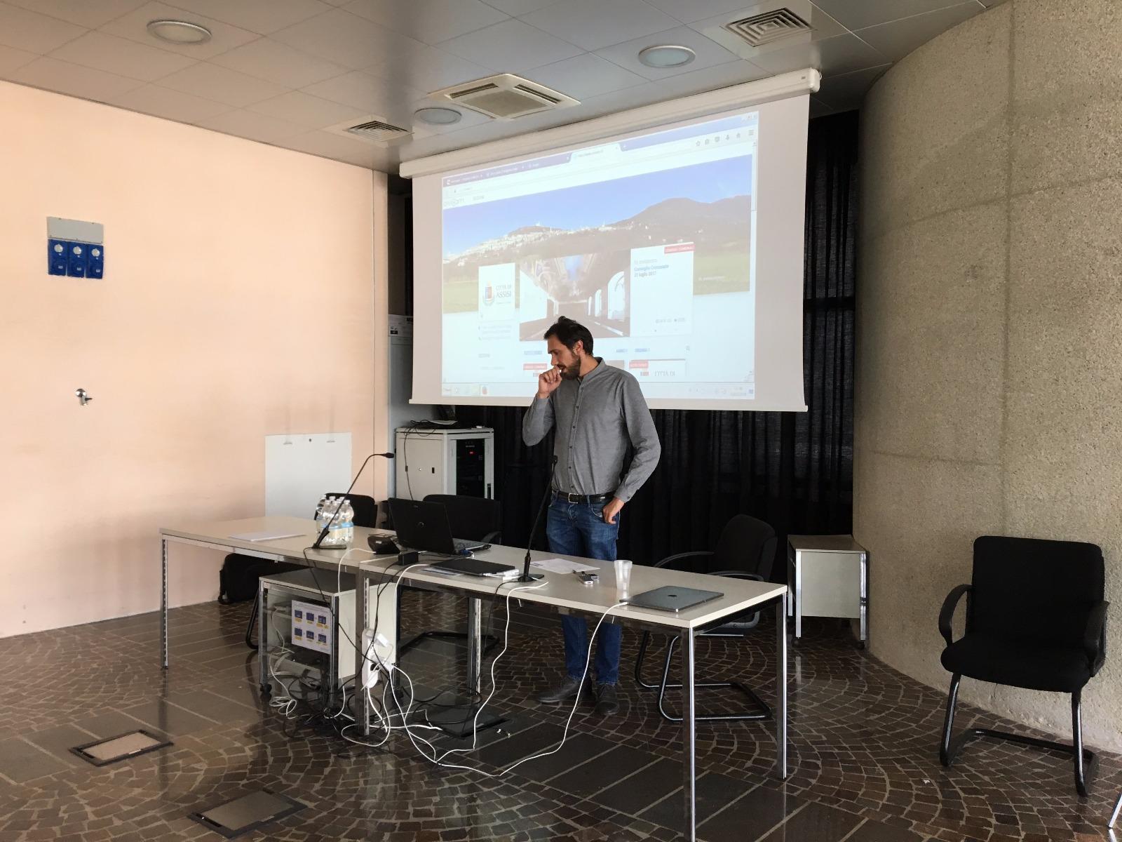 World Plone Day 2018: CiviCam si relaziona con enti pubblici e privati