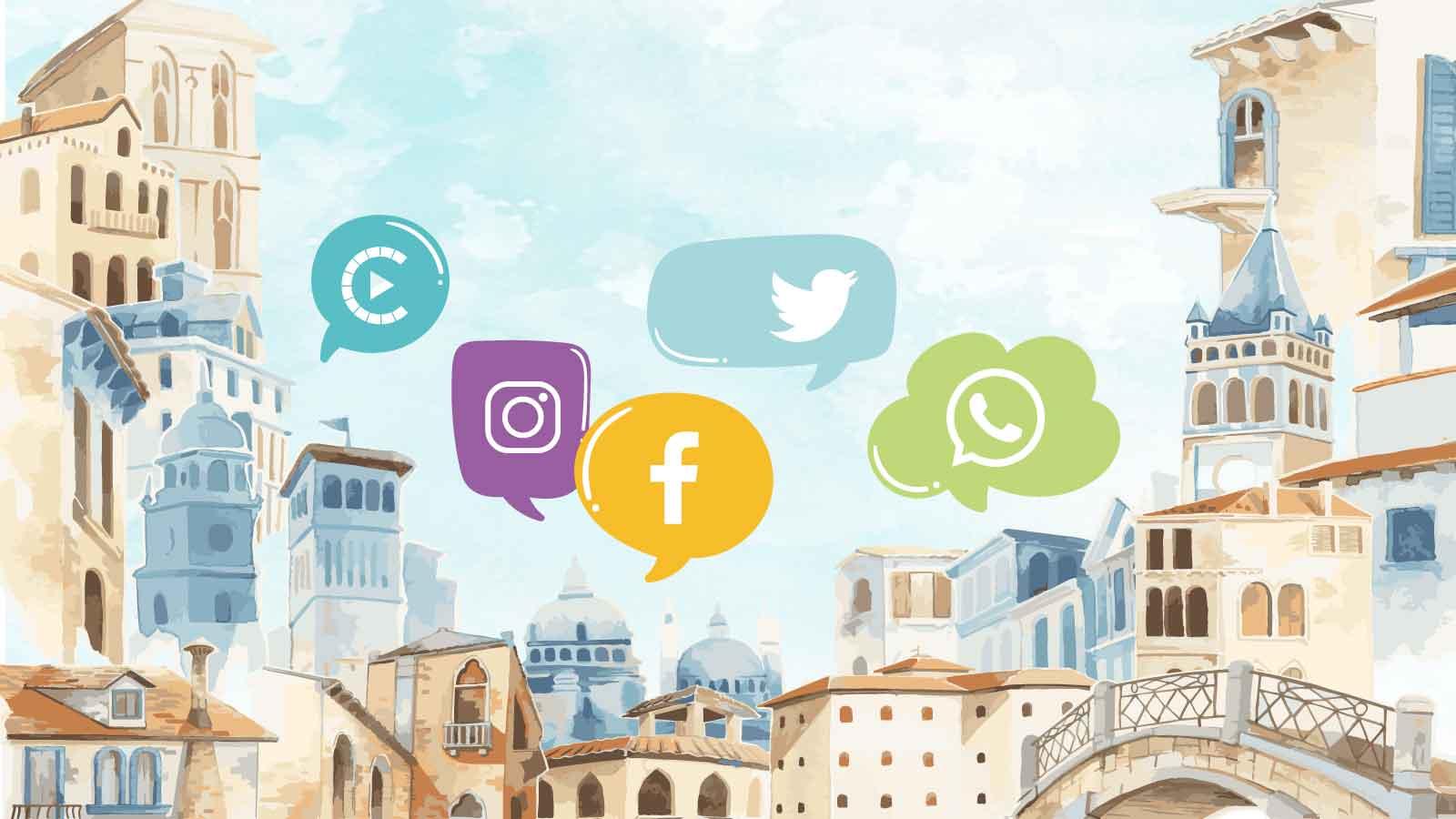 3. I social a misura di PA: come ottimizzarli per dare visibilità agli eventi del tuo comune | CiviCam