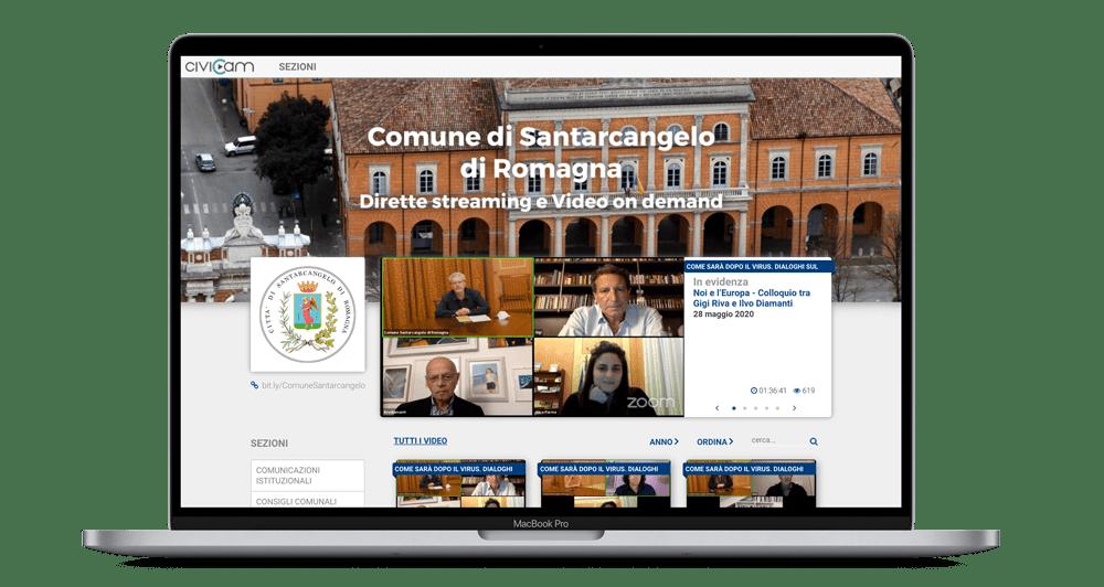 Comune-Sant-Arcangelo-Romagna-CiviCam